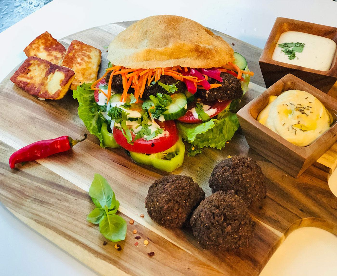 Besh - Orientalische vegetarische Küche
