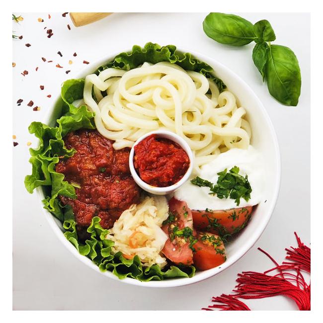 Besh bowl - vegetarian dishes BESH